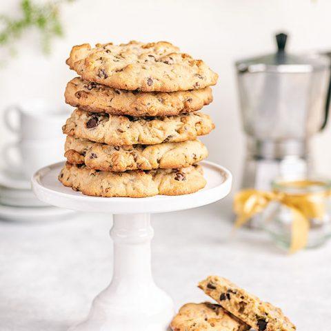 Chocolate Chip Mint Cookies - Jennifer Vahlbruch