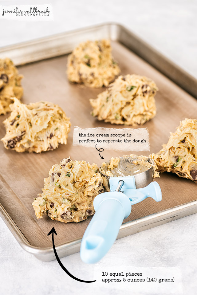Chocolate Chip Mint Cookies - Size - Jennifer Vahlbruch