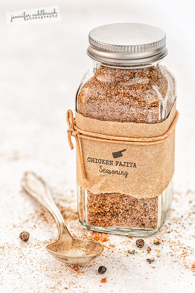 Chicken Fajita Seasoning - Jennifer Vahlbruch