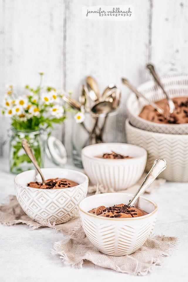 Mousse au chocolat - Jennifer Vahlbruch