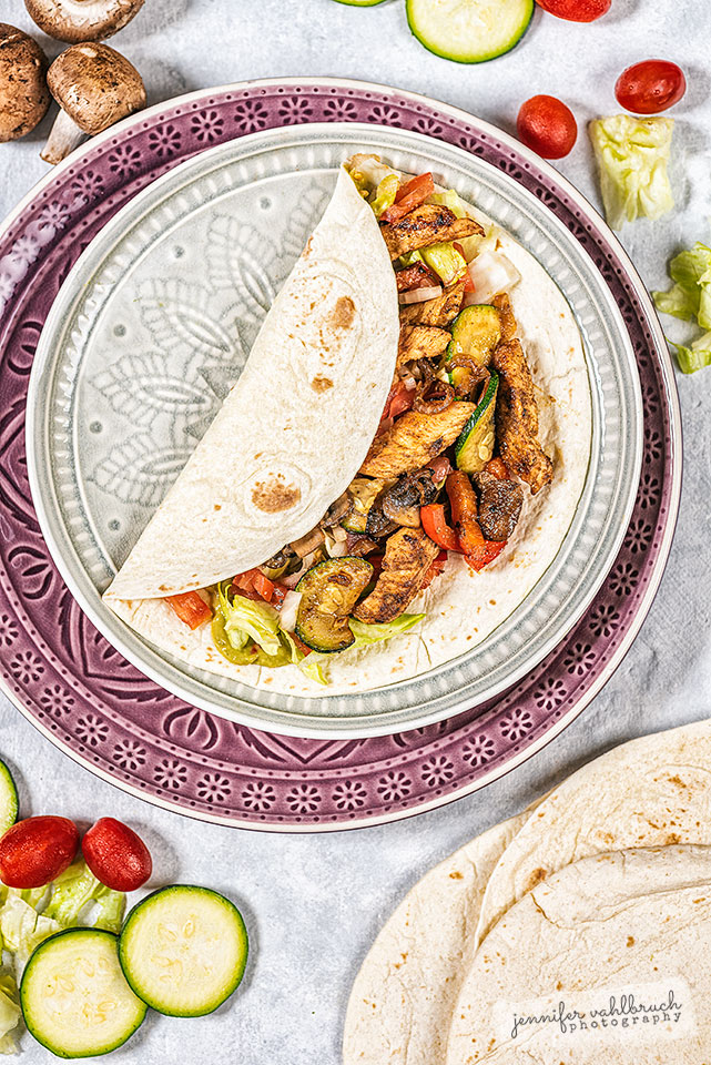 Chicken Fajita - Jennifer Vahlbruch