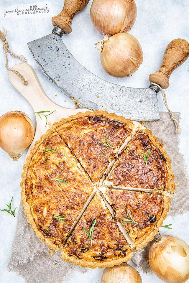 Onion Tart - Jennifer Vahlbruch