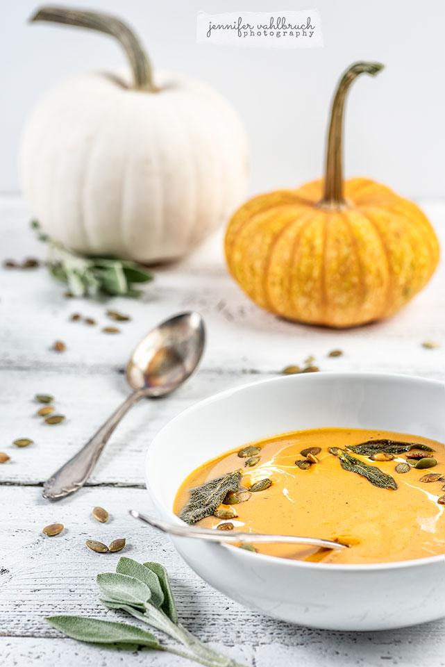 Squash Soup - Jennifer Vahlbruch