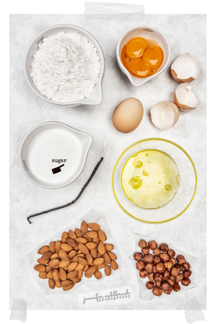 Nut-Tea-Cake - Ingredients - Jennifer Vahlbruch