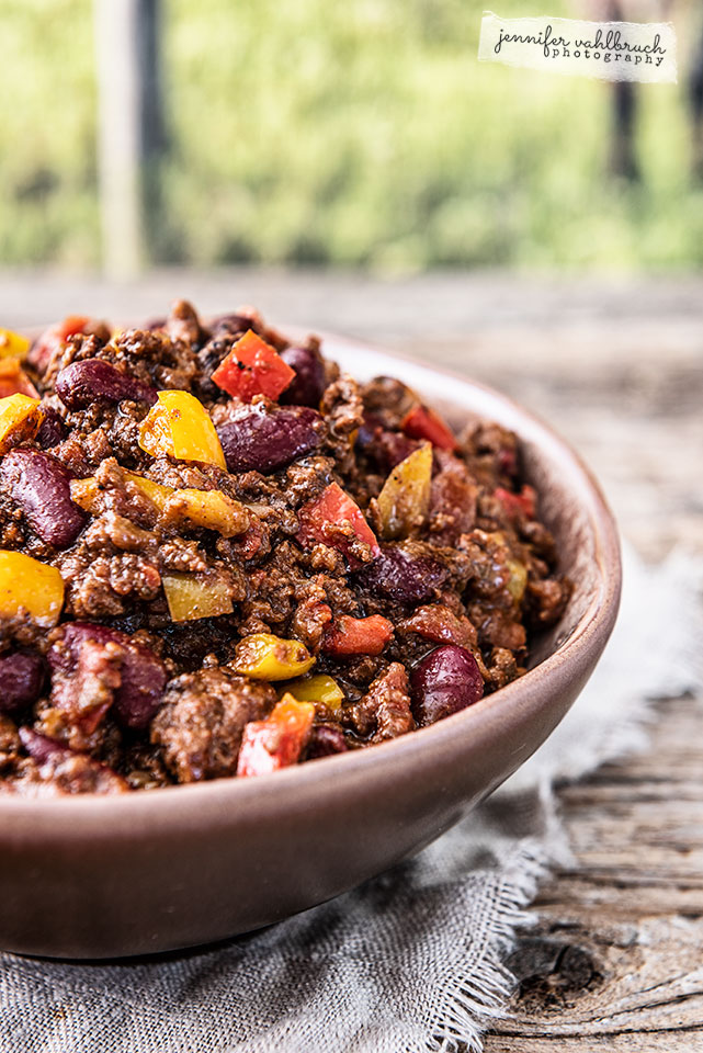 Chili con Carne - Jennifer Vahlbruch