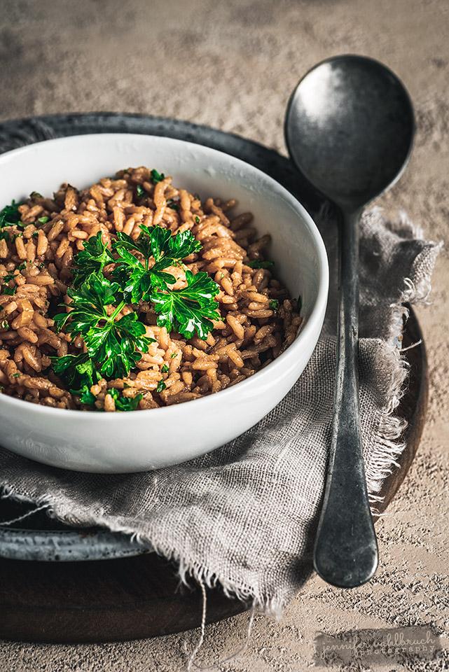 Seasoned Rice - Jennifer Vahlbruch